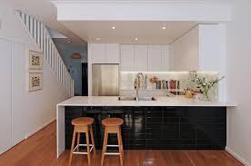New Design Of Modern Kitchen Townhouse Interior Design Modern Design Ideas