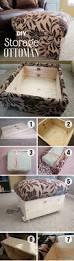 Damask Storage Ottoman by Best 25 Footstool Ideas Ideas On Pinterest Small Footstool Ok