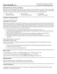 Internal Resume Audit Description For Resume 28 Images Auditor Sle Resume