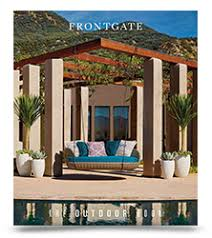 Frontgate Outdoor Shower - frontgate online catalogs digital catalogs ecatalogs