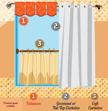 How To Make Grommet Top Curtains 6 Helpful Tips To Make Hanging Curtains A Breeze