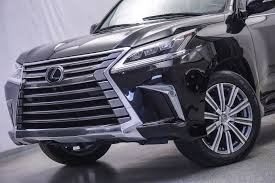 lexus lx 570 wagon pre owned 2016 lexus lx 570 suv in warrenville um2606 ultimo motors