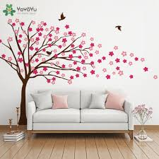 compare prices on wall stickers for kids playroom online shopping modern home decor big nursery tree pattern vinyl wall stickers for kids room livingroom wall decor