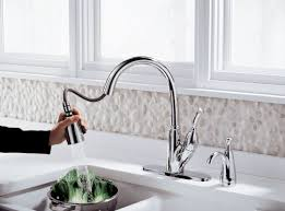 Pull Down Kitchen Faucet Faucet Com 989 Ar Dst In Arctic Stainless By Delta