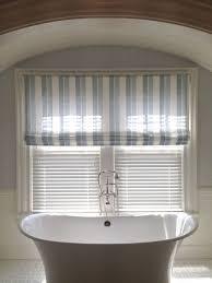 Roman Shades For Bathroom Roman Shades Gallery Window Works