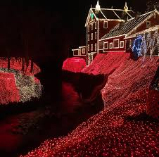 clifton ohio christmas lights 10 magical ohio holiday light shows ohio explored