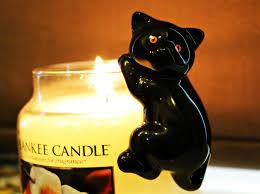 prettylittlewriter yankee candle halloween accessories