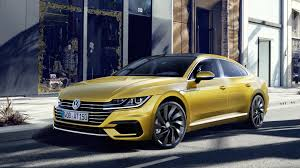 volkswagen arteon rear the new arteon