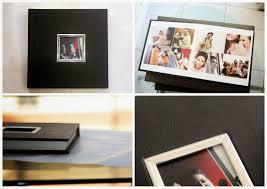 custom leather photo album wedding custom album printing services galeri