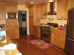 kitchen paint colors with medium wood cabinets nrtradiant com
