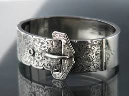 antique sterling silver bracelet images 1882 victorian buckle bracelet antique sterling silver bracelet jpg