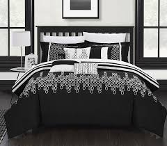 Black Bedding Sets Queen Black And White Bedding U2013 Ease Bedding With Style