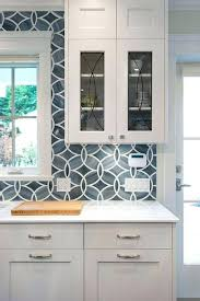 blue tile kitchen backsplash blue kitchen backsplash fitbooster me
