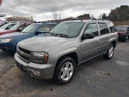 chevrolet trailblazer 2008 chevrolet trailblazer 2008 in watertown waterbury hartford
