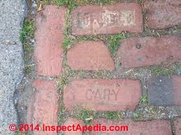 Clean Wall Stains by Stains On Brick Surfaces How To Identify Clean Or Prevent Stains