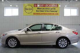 2013 honda accord value 2013 honda accord ex 4dr sedan cvt in fort wayne in best deal