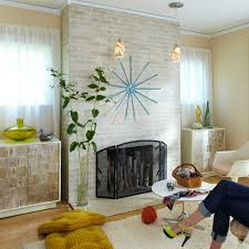 have an ugly brick fireplace with an ugly color here u0027s how to