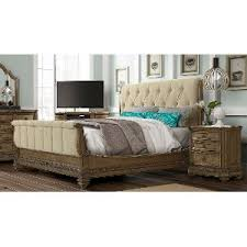 Platform Sleigh Bed Buy A New Sleigh Bed From Rc Willey