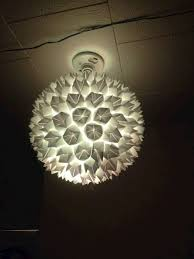 Paper Lantern Chandelier How To Make A Diy Paper Lantern Or Two In A Day