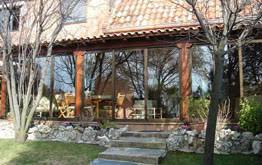porches acristalados porches de madera acristaladas venta montaje instalacion madrid