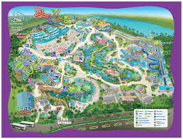Universal Studios Orlando Map 2015 Aquatica Seaworld Orlando Map And Pdf