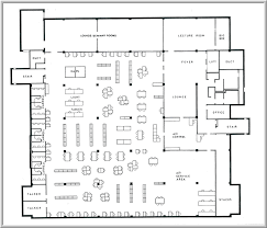 Floor Plans With Measurements 28 Restaurant Floor Plan With Dimensions Cad Drawings By