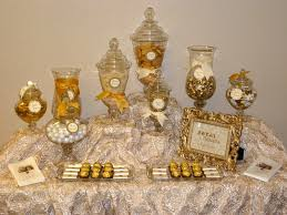 Candy Buffet Jars Cheap by Perfect For A Holiday Party Instead Of Goody Bags Have A Candy