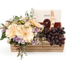 fruit flowers baskets 7 best gift baskets images on corporate gifts