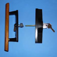 Keyed Patio Door Handle Acorn Patio Door Handle Set Keyed Lock 13 106kx Black Or White