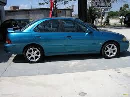 2012 blue nissan sentra 2003 vibrant blue metallic nissan sentra se r 163919 photo 9
