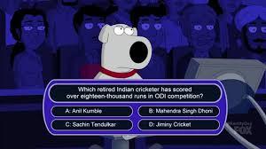 Jiminy Cricket Meme - yarn d jiminy cricket final answer family guy 1999 s14e20