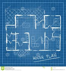 Plan Of House by Floor Plan Of House Doodle Style Stock Image Image 24261911