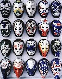 vintage masks vintage nhl hockey goalie mask 8x10 photo wow ebay