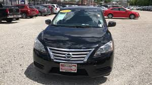 nissan sentra mpg 2015 used one owner 2015 nissan sentra s chicago il western ave nissan