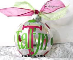 christmas ornaments with initials best 25 custom christmas ornaments ideas on custom