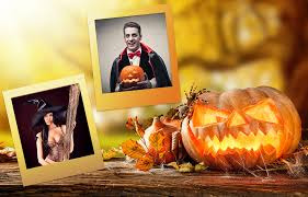 halloween picture frames halloween collage u0026 frames android apps on google play
