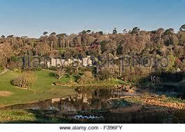 caerhays castle saint austell cornwall uk built c 1810 the