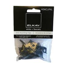 Elkay Kitchen Faucet Parts Elkay Heavy Duty Long Clips And Screws Bag Of 6 Hd6clipxl The