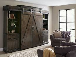 fraser warm rustic pine wood entertainment wall unit vacation