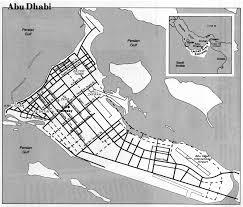 map of abu dabi abu dhabi maps emirates travel guide