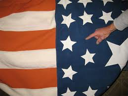 Us Flag 1860 For The Love Of History Recreating A 31 Star American Flag For My