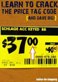 retailer u0027s big secret the price tag code