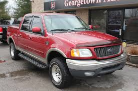 f150 ford trucks for sale 4x4 used 2001 ford f 150 xlt 4x4 for sale georgetown auto sales ky