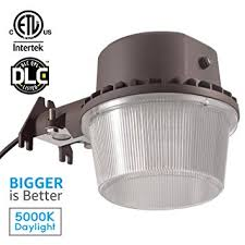 best led dusk to dawn security light dusk to dawn led outdoor barn light photocell included 35w 250w