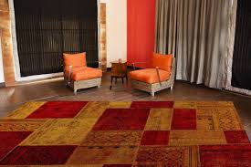 orange and grey area rug orange floor rugs roselawnlutheran