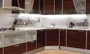 Under Kitchen Cabinet Led Lighting Under Kitchen Sink Cabinet Home Design Ideas