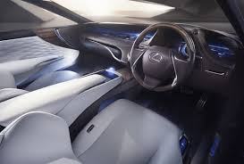 lexus lf lc concept car price lexus lf fc concept interior automotive interiors pinterest