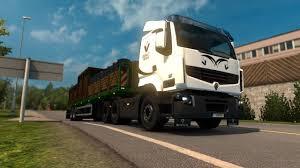 renault trucks premium euro truck simulator 2 mods renault premium reworked v3 9