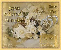 carte anniversaire de mariage 50 ans swfyrmmm gif noces d or mariage gifs and scrapbooking