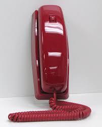cortelco wall mount phone amazon com cortelco 48044815082 815047 voe 21f trendline red